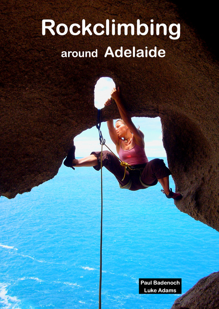 Rock Climbing around Adelaide