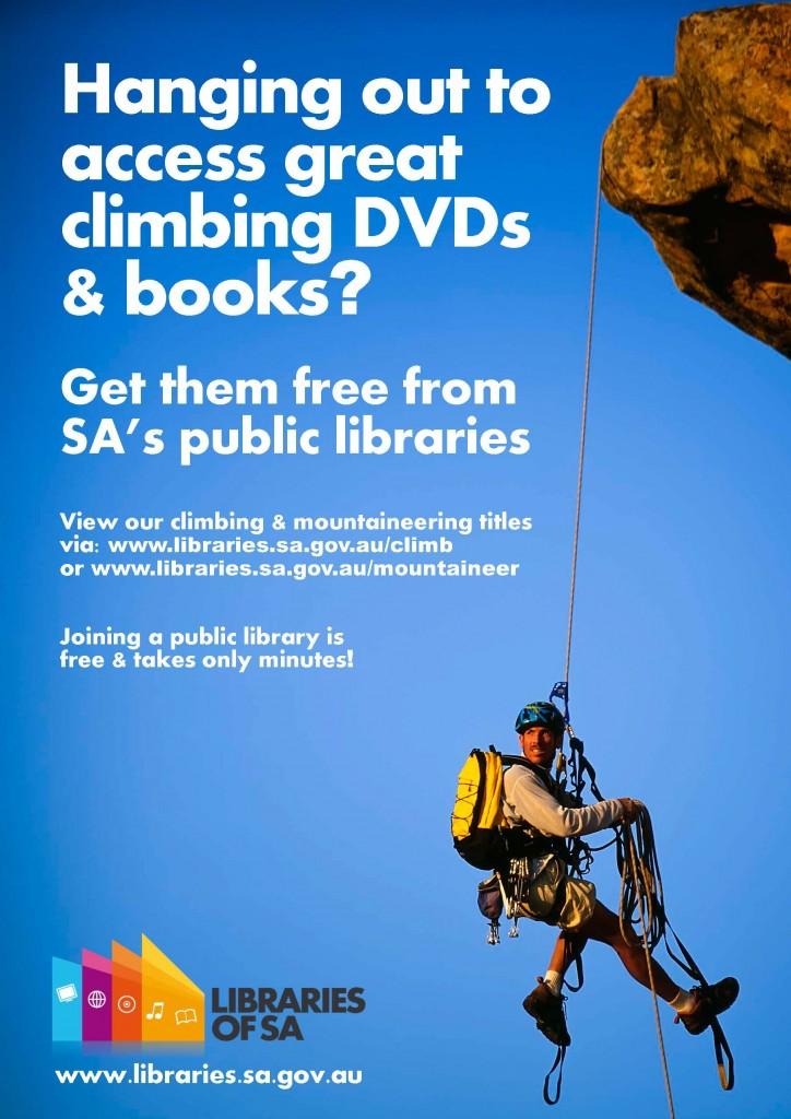 Climbing - SA Public Libraries